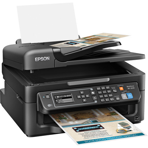 WorkForce WF-2630 All-In-One Inkjet Printer
