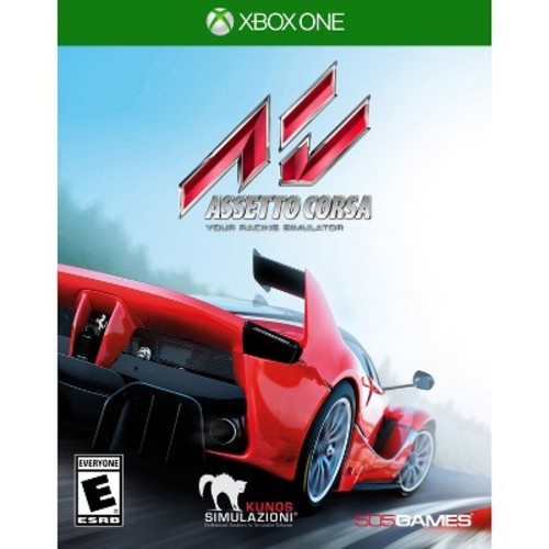 Assetto Corsa PREOWNED - Xbox One