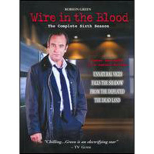 Wire in the Blood: The Complete Sixth Season [4 Discs]