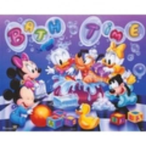 ''Disney Babies: Bath Time'' by Walt Disney Animation Art Print (16 x 20 in.)