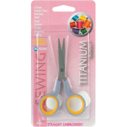 Titanium Straight Embroidery Scissors, 4