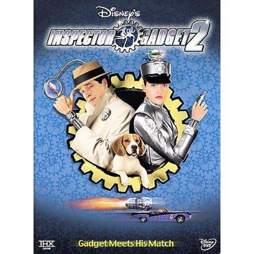 Inspector Gadget 2 (DVD)