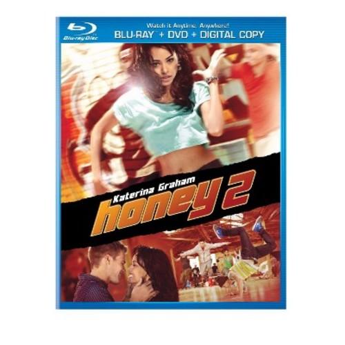 Honey 2 (2 Discs) (Includes Digital Copy) (UltraViolet) (Blu-ray/DVD)