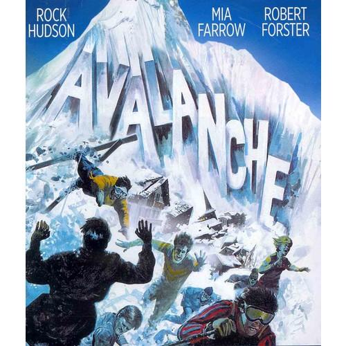 Avalanche (Blu-ray Disc)
