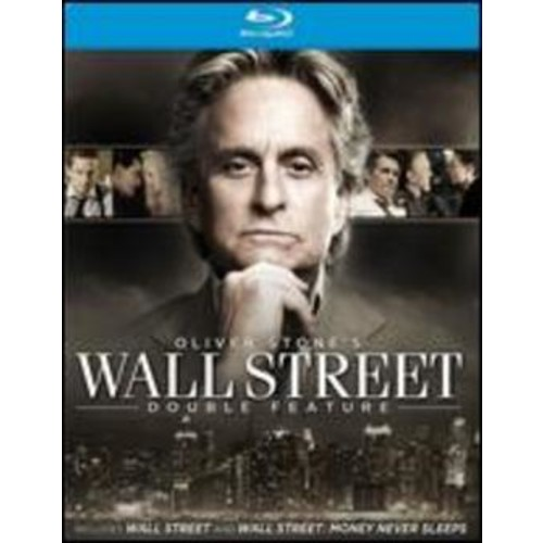 Wall Street Double Feature (Blu-ray Disc)