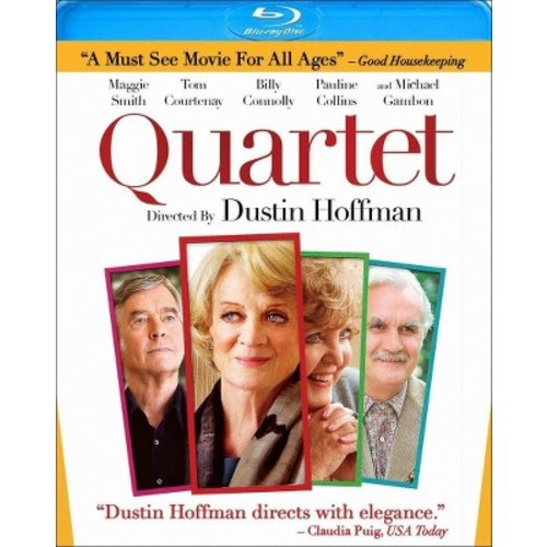 Fox Home Entertainment Quartet [Blu-ray]