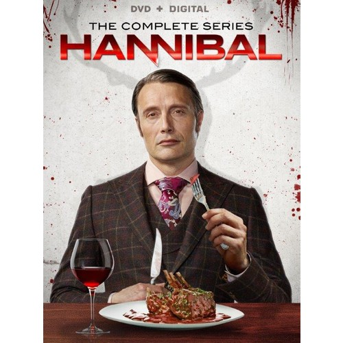 Hannibal: The Complete Series (DVD)