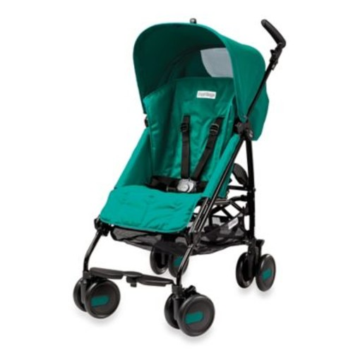 Peg Perego Pliko Mini Stroller in Aquamarine