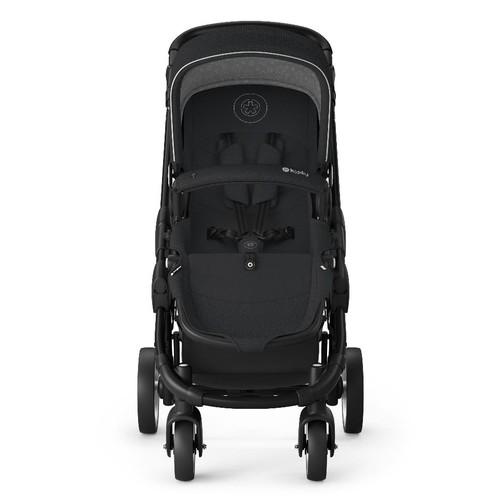 Kiddy Evoglide 1 Stroller - Onyx Black