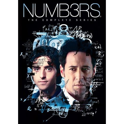 Numb3rs: The Complete Series [31 Discs] [DVD]