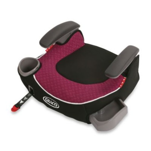 Graco Affix Backless Booster Seat with Latch System in Calie