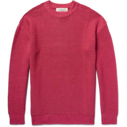 Remi Relief - Ribbed Cotton Sweater