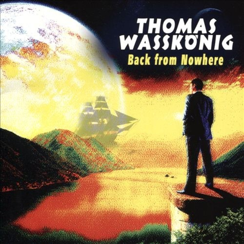 Back From Nowhere [CD]