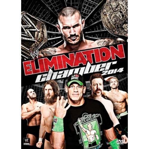 WWE: Elimination Chamber 2014 DD