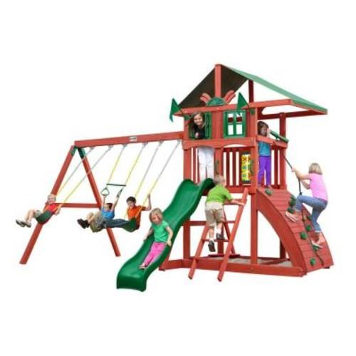 Gorilla Playsets Highcrest Cedar Swing Set