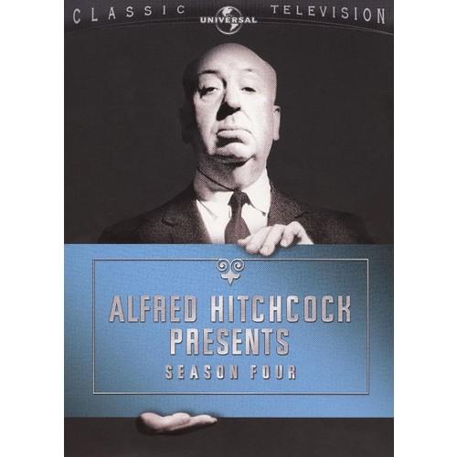 Alfred Hitchcock Presents: Season Four [4 Discs] [DVD]
