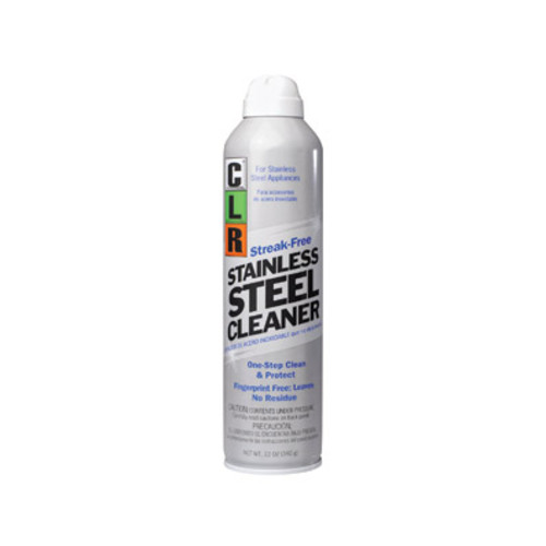 CLR Stainless Steel Cleaner - CSS-12