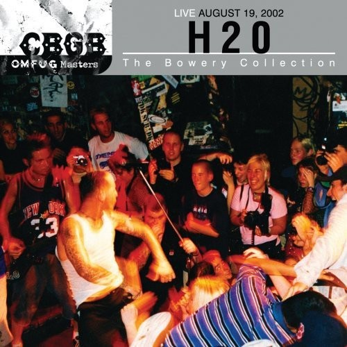 CBGB OMFUG Masters: Live 8/19/02, The Bowery Collection [CD]