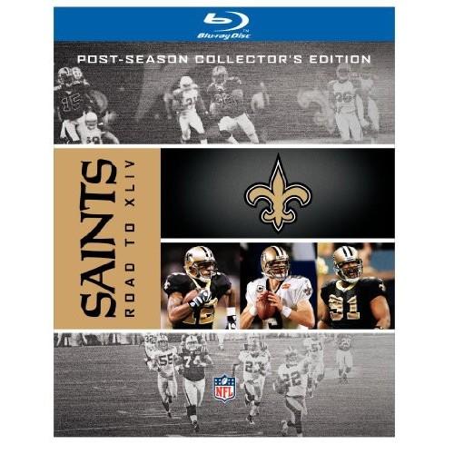 NFL Road to Super Bowl XLIV: New Orleans Saints (Blu-ray)