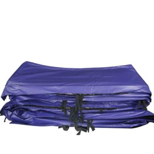 Skywalker 17' x 15' Oval Trampoline Spring Pad for 6 Pole Enclosure Models; Blue