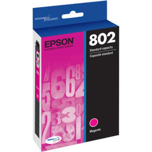 802 Magenta DURABrite Ultra Standard-Capacity Ink Cartridge