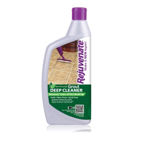 Rejuvenate Acid Free Tile & Grout Deep Cleaner - RJ24DC