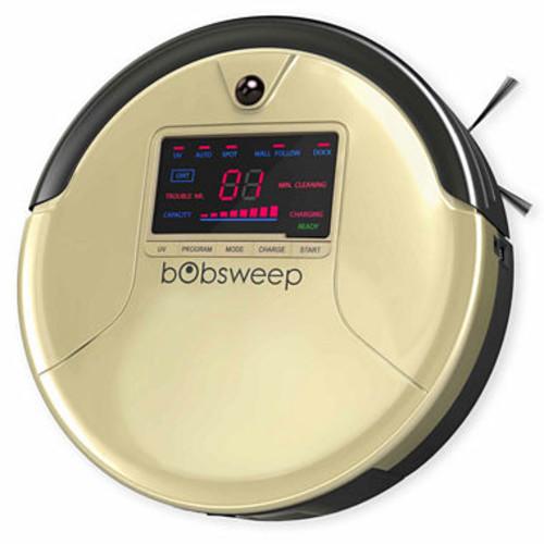 bObsweep - PetHair Robotic Vacuum - Champagne