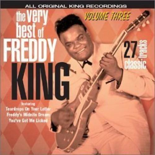 Very Best of Freddy King 3