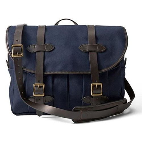 Filson Small Twill Carry-on Bag, Navy 70240-NA