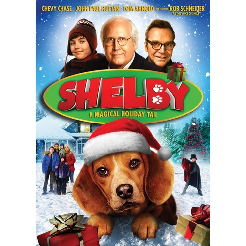 Shelby: A Magical Holiday Tail [DVD] [2014]