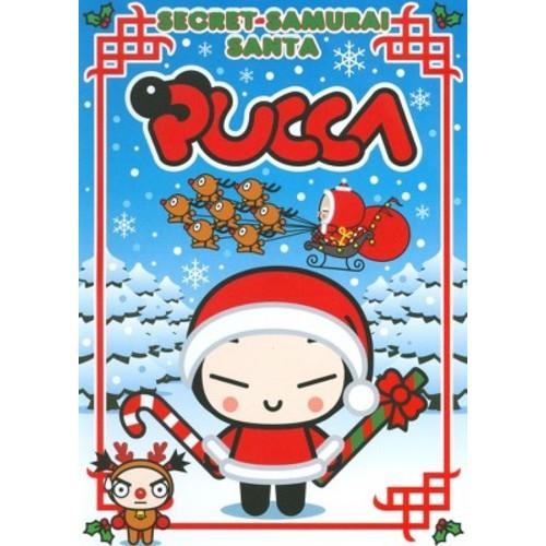 Pucca: Secret Samurai Santa [DVD]