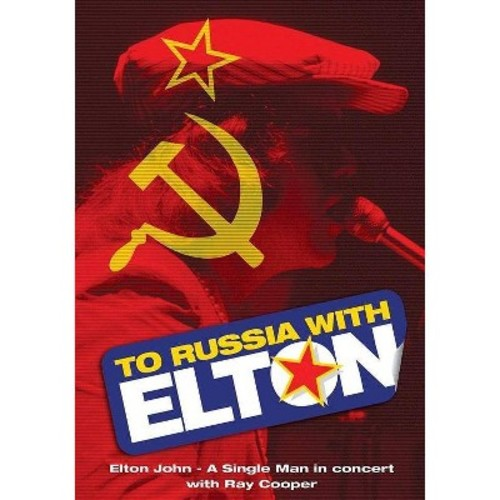 To Russia With Elton (DVD)