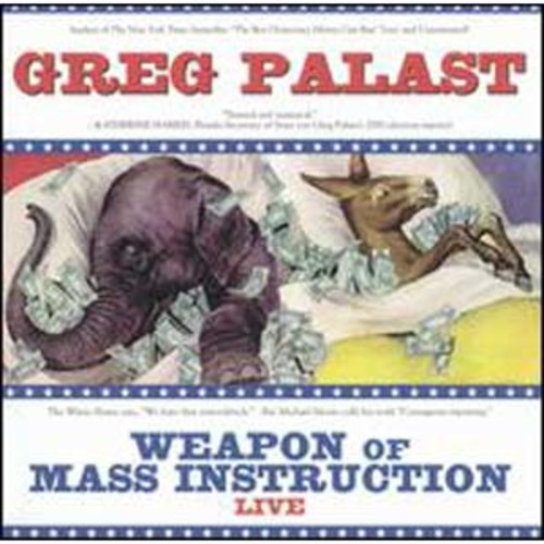 Weapon Of Mass Instruction CD