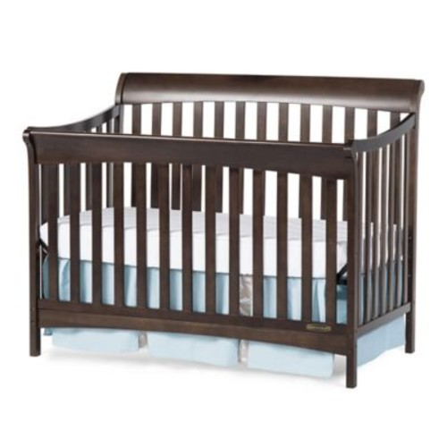 Child Craft Coventry 4-in-1 Convertible Crib in Slate