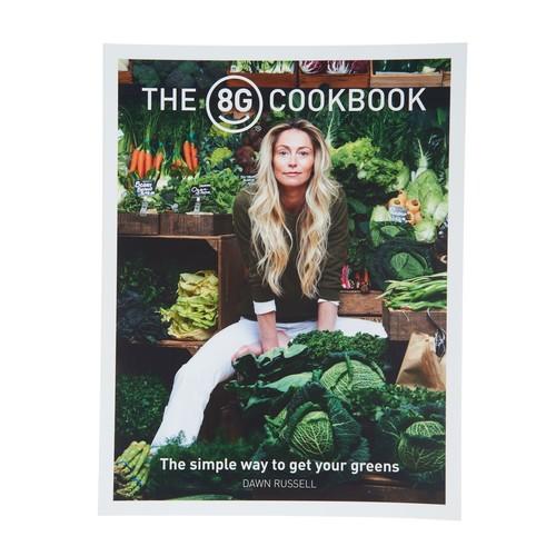 8Greens Healthy Recipe Superfood Cookbook