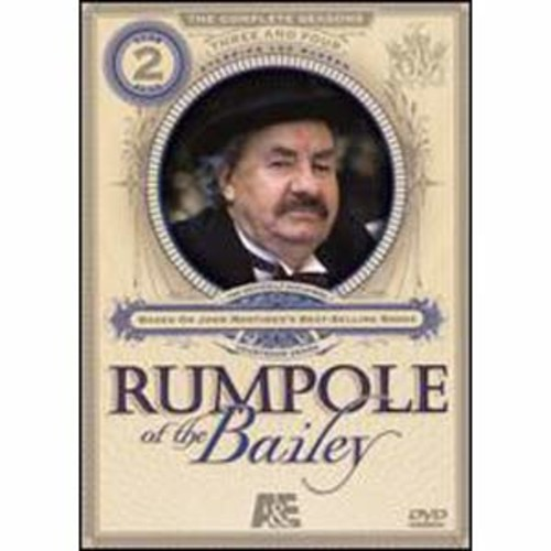 Rumpole of the Bailey: Set 2 - The Complete Seasons Three and Four [4 Discs]