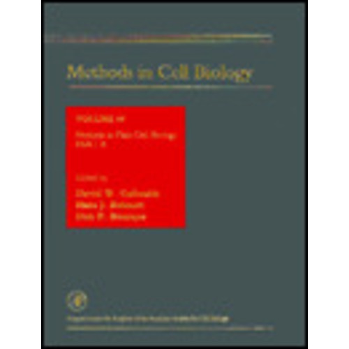 Methods in Cell Biology: Methods in Plant Cell Biology, Part a