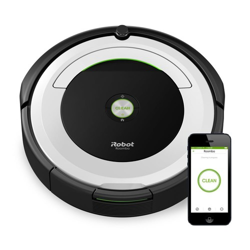 Roomba 695 Wi-Fi Connected Vacuuming Robot