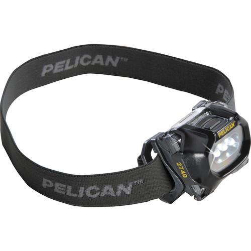 2740C LED Headlamp 2nd Generation (66 Lumens, Black)