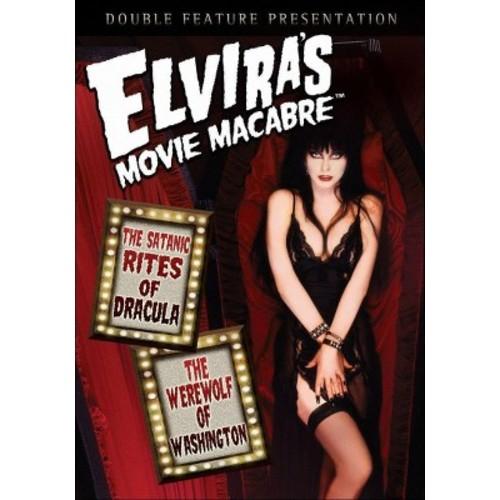 Elvira's movie macabre:Satanic rites (DVD)
