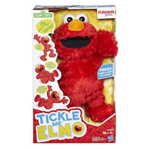 Hasbro Playskool Friends Tickle Me Elmo