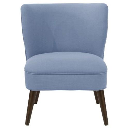 Armless Pleated Chair - Skyline Furniture