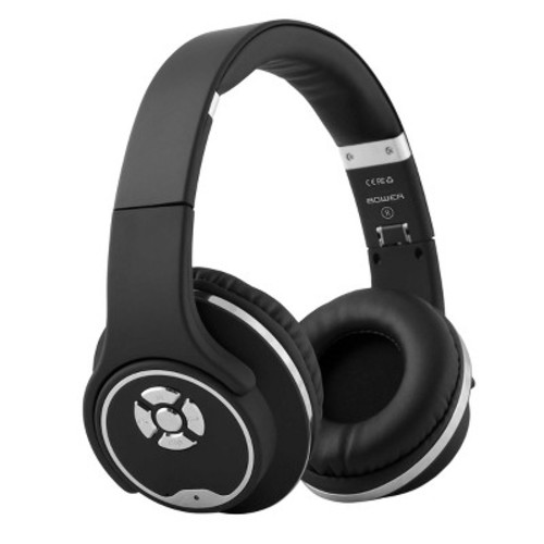 Bower Omni HD Over-Ear Headphone - Black