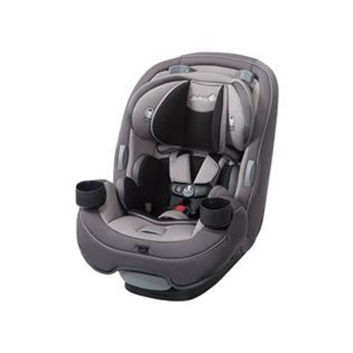 Safety 1St Grow And Go 3-In-1 Convertible Car Seat, Night Horizon Gray