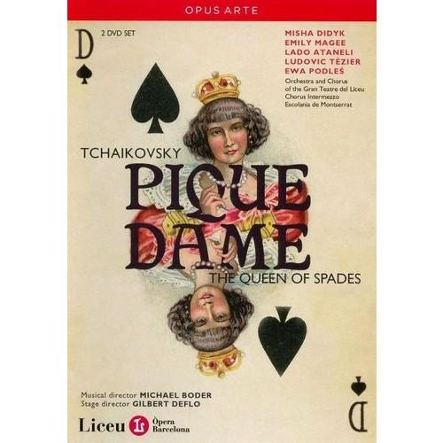 Pique Dame [2 Discs] [DVD] [2011]