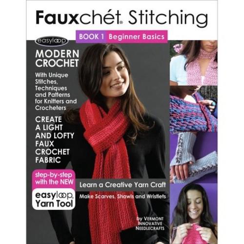Fauxchet Stitching Book 1 Beginner Basics