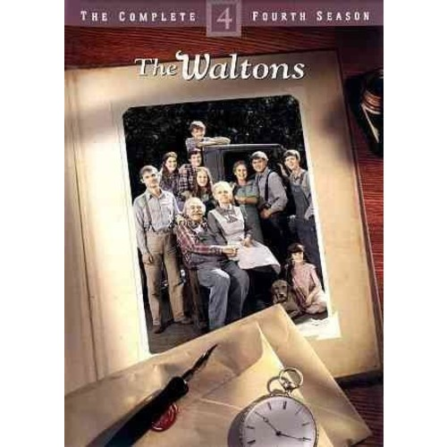 The Waltons: The Complete Fourth Season (DVD)