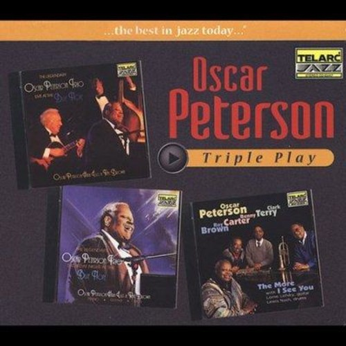 Oscar Peterson - Triple Play