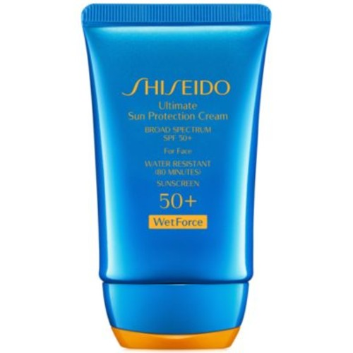 Ultimate Sun Protection Cream SPF 50 Wet Force 50 ml / 2 oz by Shiseido | Cosmeticamerica.com