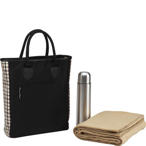 Picnic at Ascot - Coffee Blanket Tote